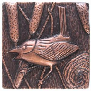 Copper Tile - Wren