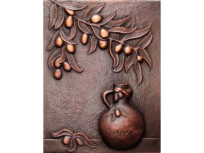 Copper Mural - Gallipot